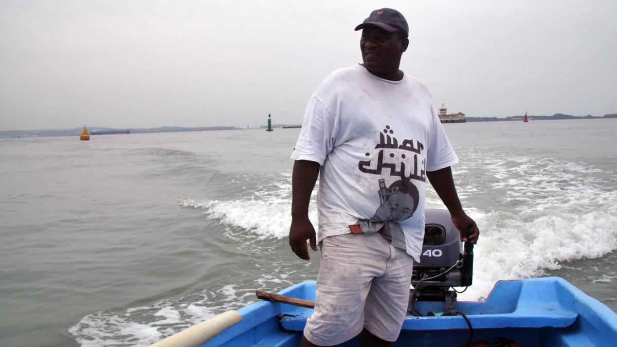Saving Atlantis (2019) - A fisherman relies on coral for his livelihood.