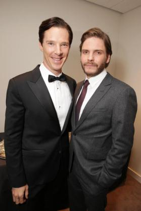 Benedict Cumberbatch, Daniel Bruhl