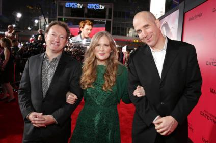 Simon Beaufoy, Suzanne Collins, Michael Arndt