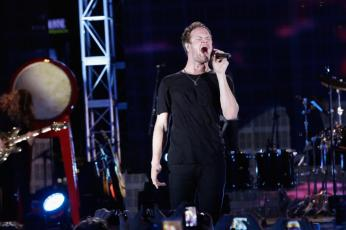 "Worldwide Premiere Of ""Transformers: Age Of Extinction"" - Imagine Dragons Performance"