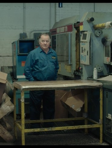 Paul Gerety in Working Man (2020).
