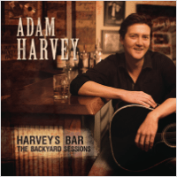 Adam Harvey - Harvey's Bar ... The Backyard Sessions