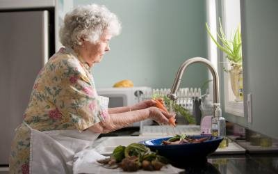 Tips for Moving Your Elderly Parent Into Your Home