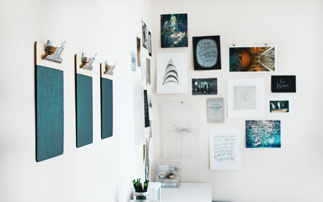 How To Turn Your Home Into an Art Gallery