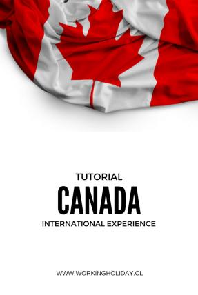 Tutorial IEC postulación Canada
