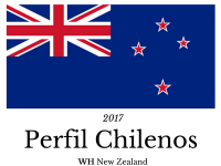 2017 Perfil Chilenos con WH New Zealand