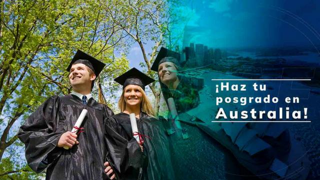 Postgrado en Australia