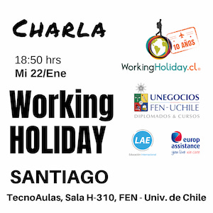 charla australia working holiday