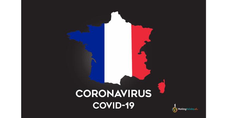 Francia Visas y Viajes Covid-19