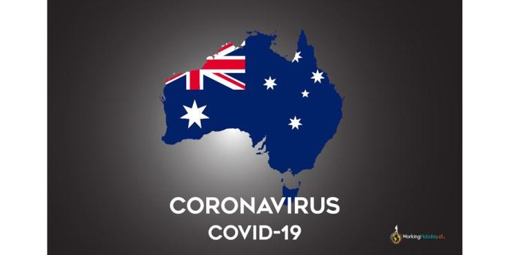 Visas y Viajes a Australia Covid-19