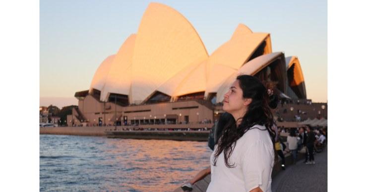 charla australia chilena errante