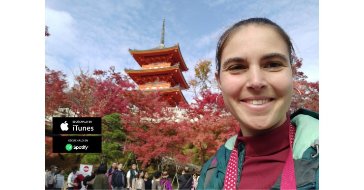 Podcast Francoise Jooris - Japon