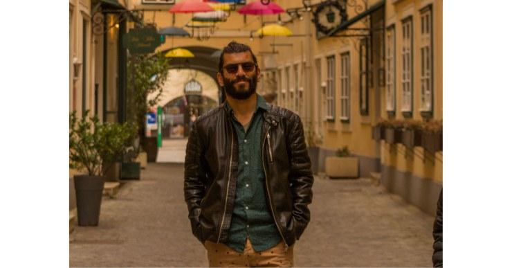 Charla Austria - Daniel Bustamante working holiday