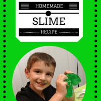 Best Homemade Slime Recipe
