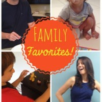 Family Favorites: April
