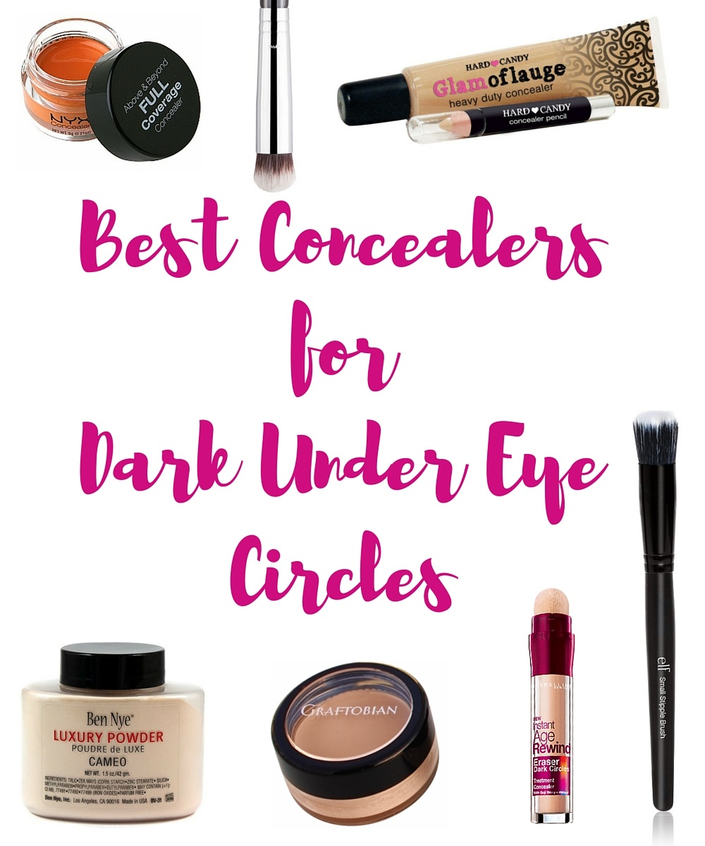 Best Concealers For Dark Under Eye Circles Working Mom Magic