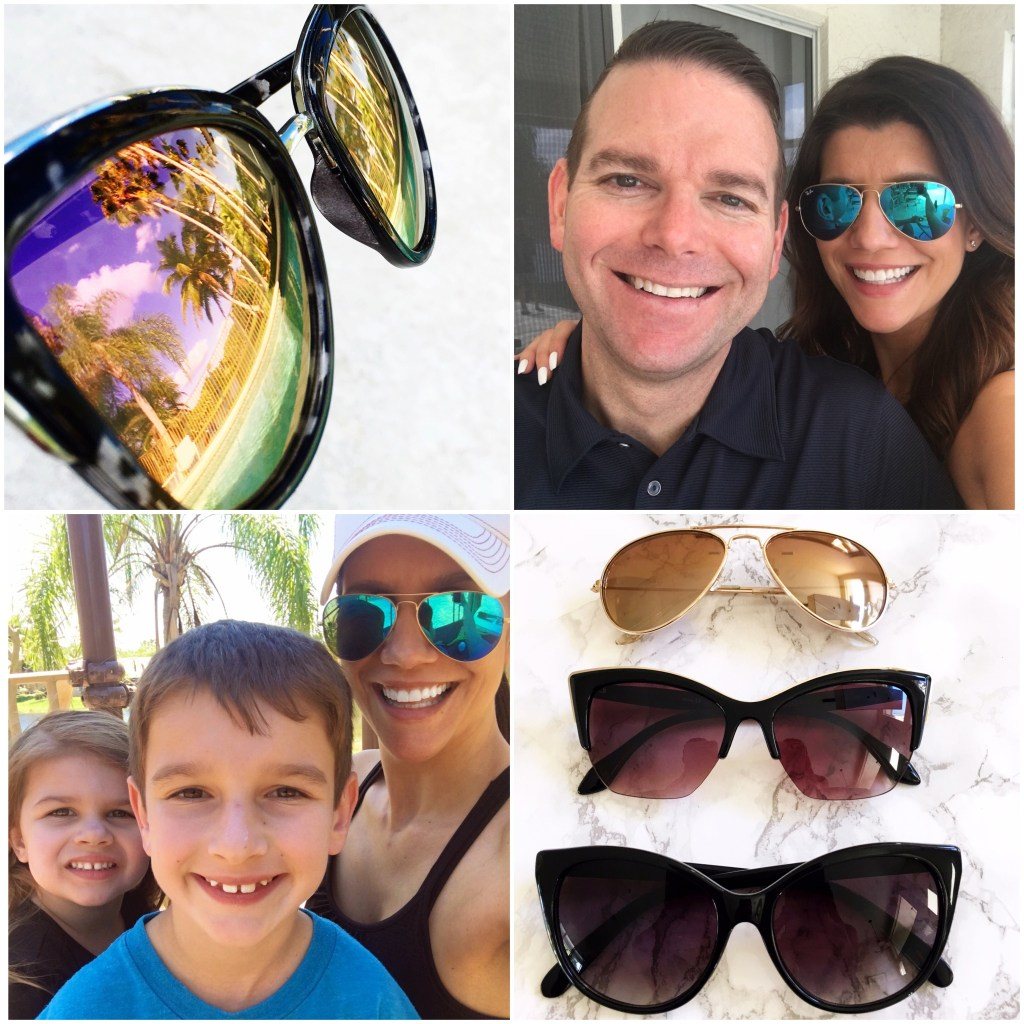 April Family Favorites: Sunglasses