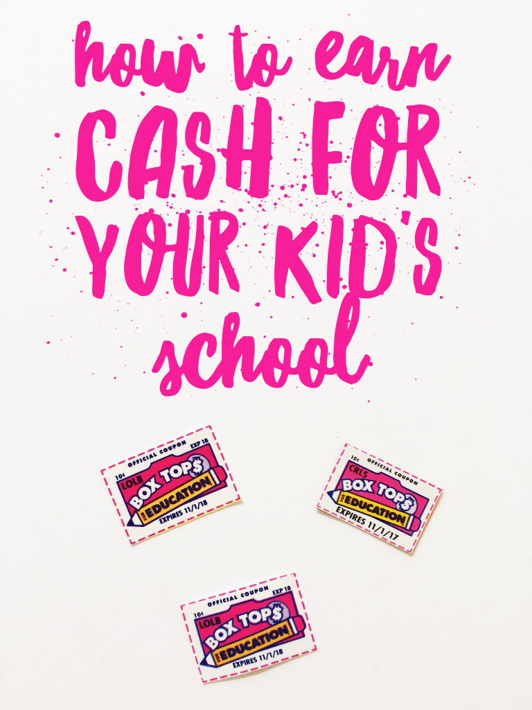 How to Earn Cash For Your Kids School
