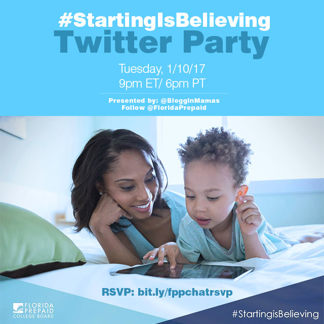 Starting Is Believing Florida Prepaid Twitter Chat Info and RSVP bit.ly/fppchatrsvp