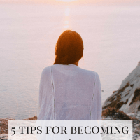 5 tips for becoming a morning person