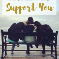 How to Find People Who Support You