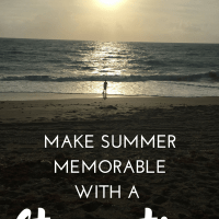 Make Summer Memorable with a Staycation