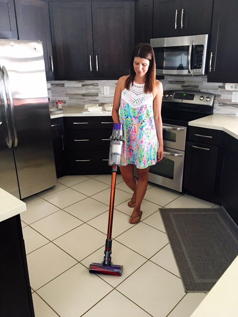 How To Spend More Time Having Fun and Less Time Cleaning with Dyson