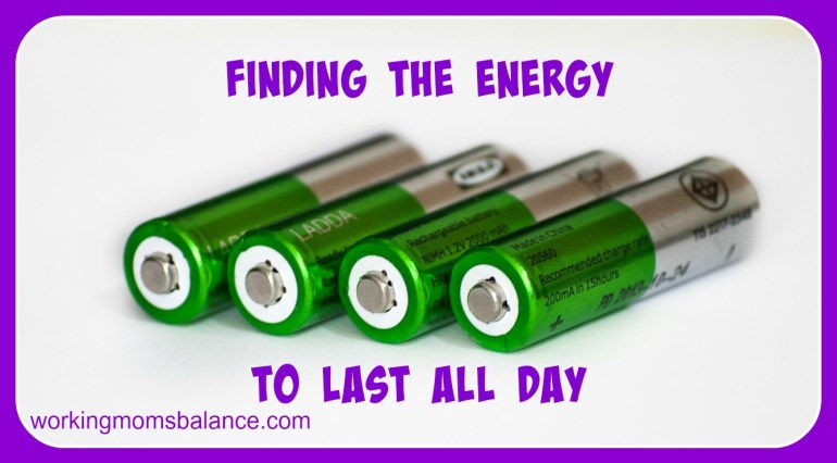 energy to last all day