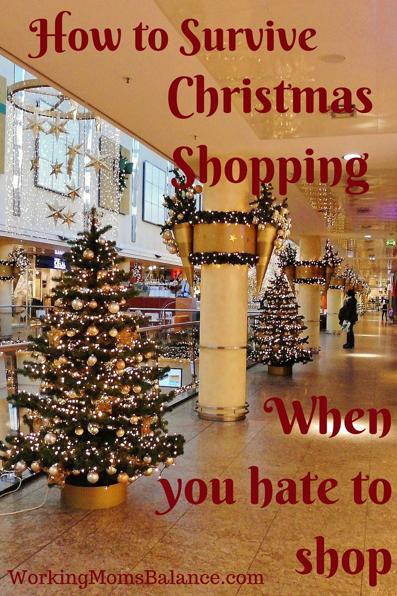 here are my top tips just in case you hate shopping as much as i do or maybe the stores just arent quite as conveniently located for you - Why Do I Hate Christmas