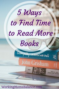 If you struggle to find time to read books, you are not alone. But it doesn't have to be such a struggle. A few you key changes can help you start reading more today.