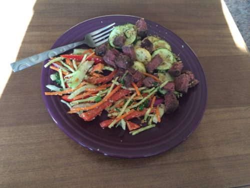 Steak Tapenade - Green Chef Review