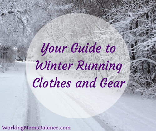 your guide to winter running clothes and gear