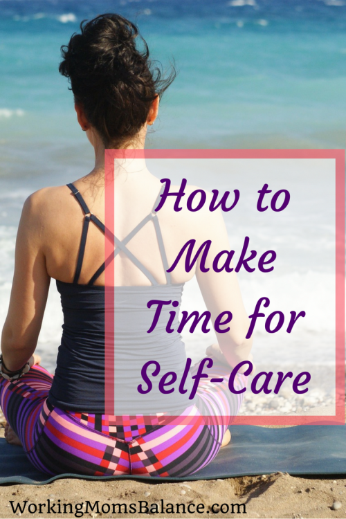 We realize that self-care is important, but we have no idea how to make time for self-care in our already overflowing schedules. This post walks you through some practical steps to help you learn to make taking care of yourself a priority.