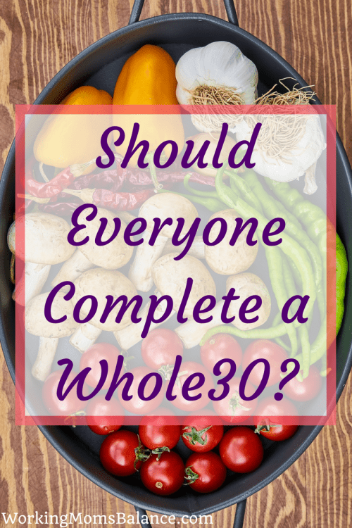 We've all heard about the Whole30, everyone seems to be doing it. But is the Whole30 necessary for everyone to find a path to food freedom and true health?