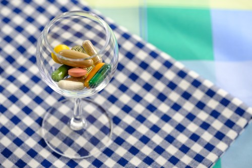 vitamin supplements can help when you're feeling down.