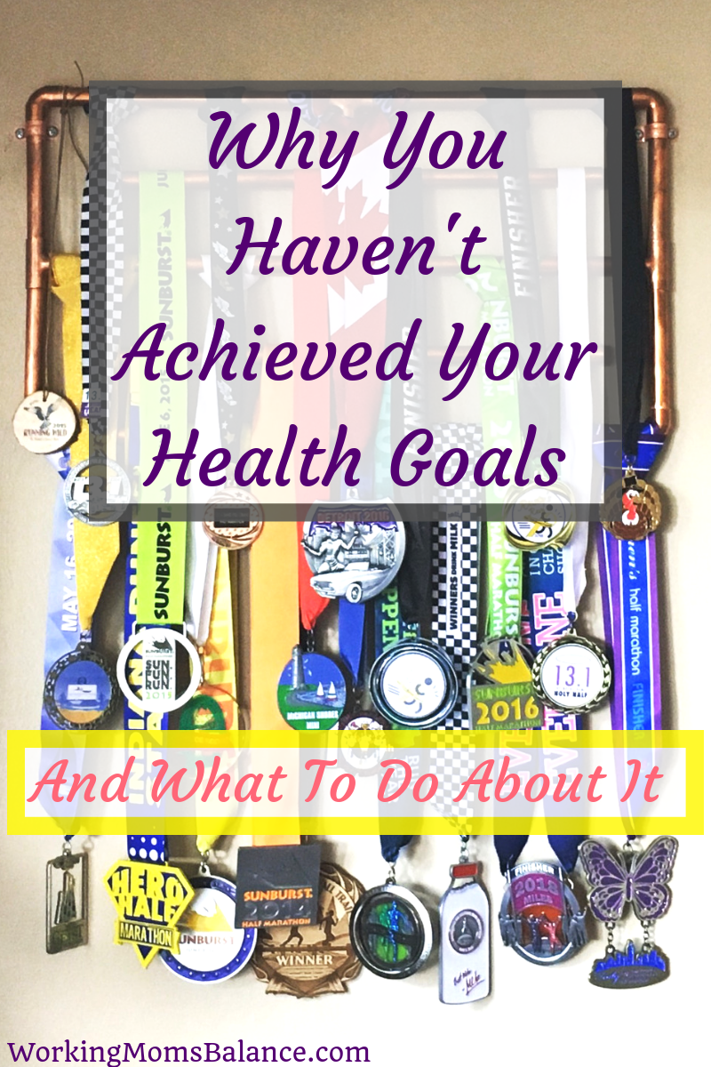 If you are struggling to achieve your health goals this post will walk you through a psychological process that can help you create an action plan. This will help you make progress on your health goals so you can finally get healthy. #healthgoals #healthy #weightloss #exercise #nutrition #goals
