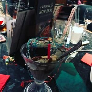 birthday cocktail, Feb birthday