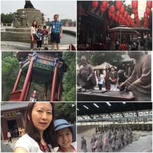 China holiday, Xian tour, family holiday