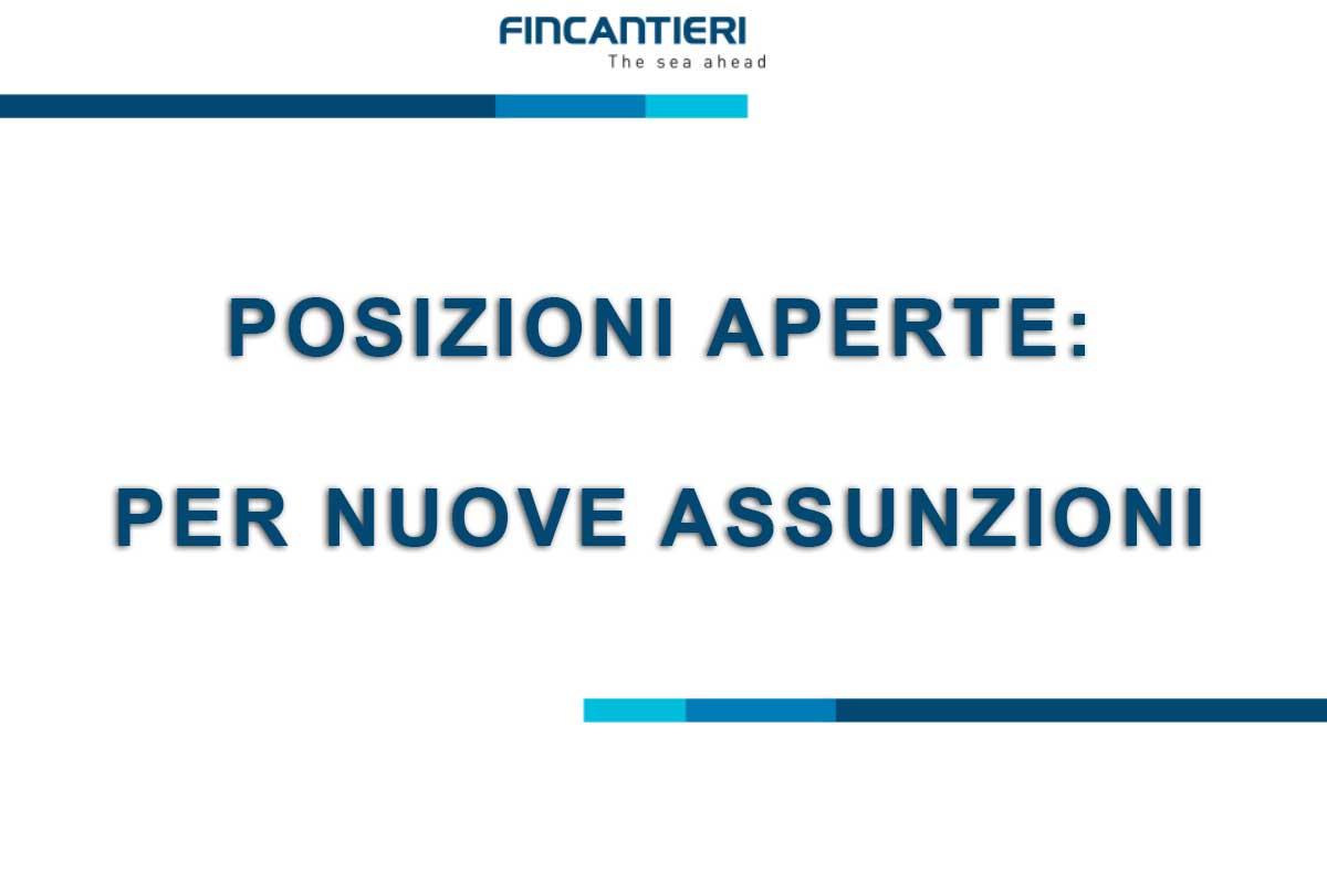 Fincantieri Ancona 1000 Nuovi Posti Di Lavoro E Posizioni