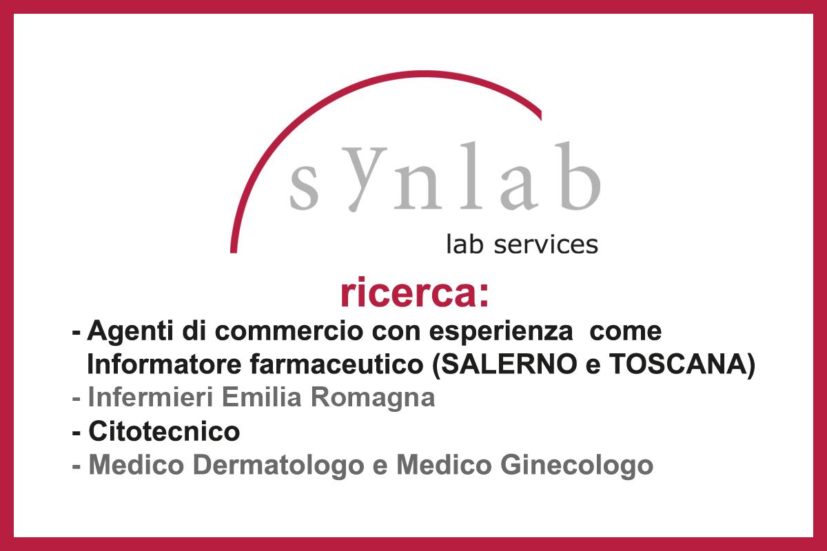 Synlab Italia Cerca Candidati Workisjob
