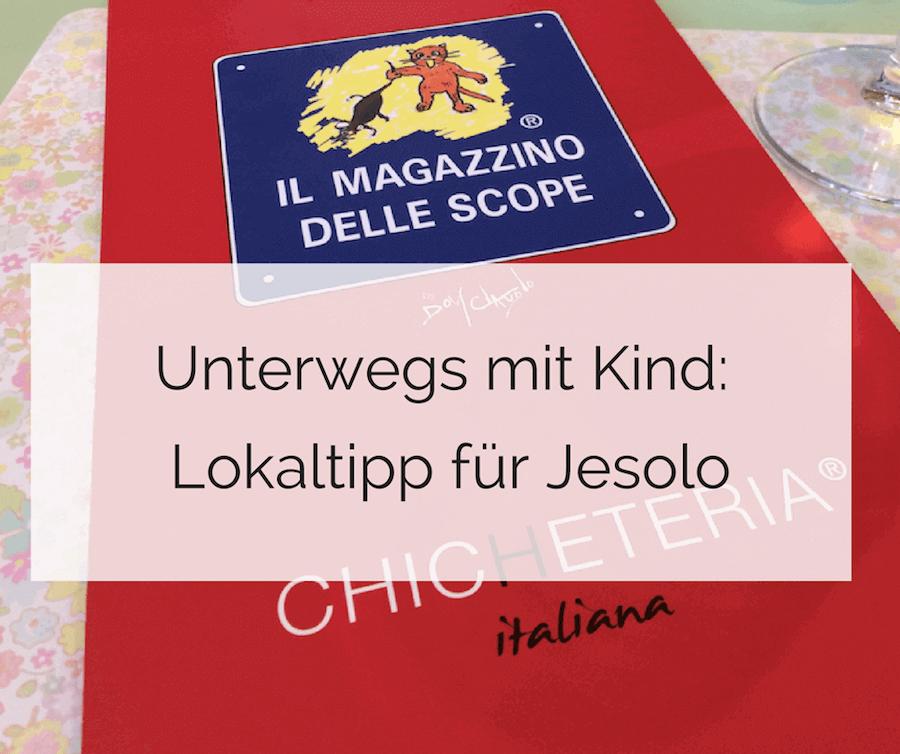 Il Magazzino delle Scope - Lokaltipp in Jesolo