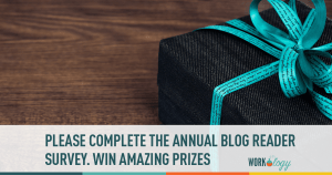 Win Amazing Prizes When You Complete Our End of Year Blog Reader Survey