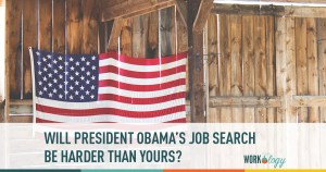 Will Obama's Job Search Be Harder Than Yours?