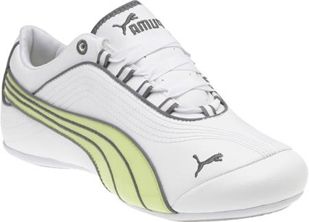 white puma Soleil FS shoe