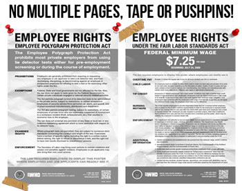 free ohio labor law posters available