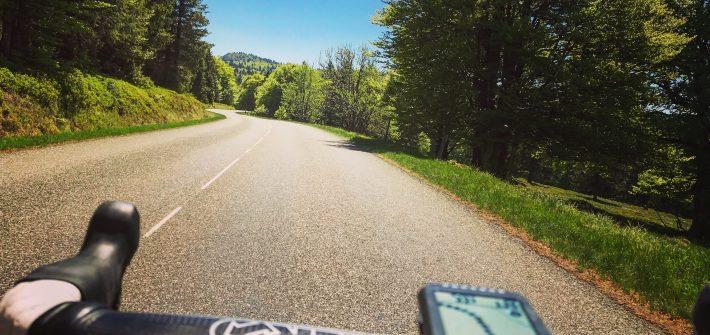 Rennrad Vogesen Sommer