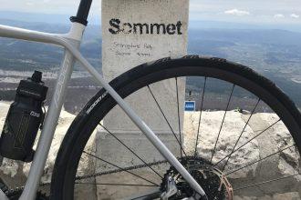 Mont Ventoux Gipfel