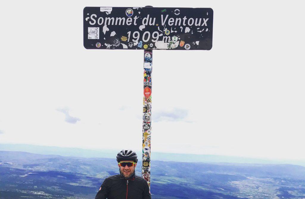 Mont Ventoux workridebalance
