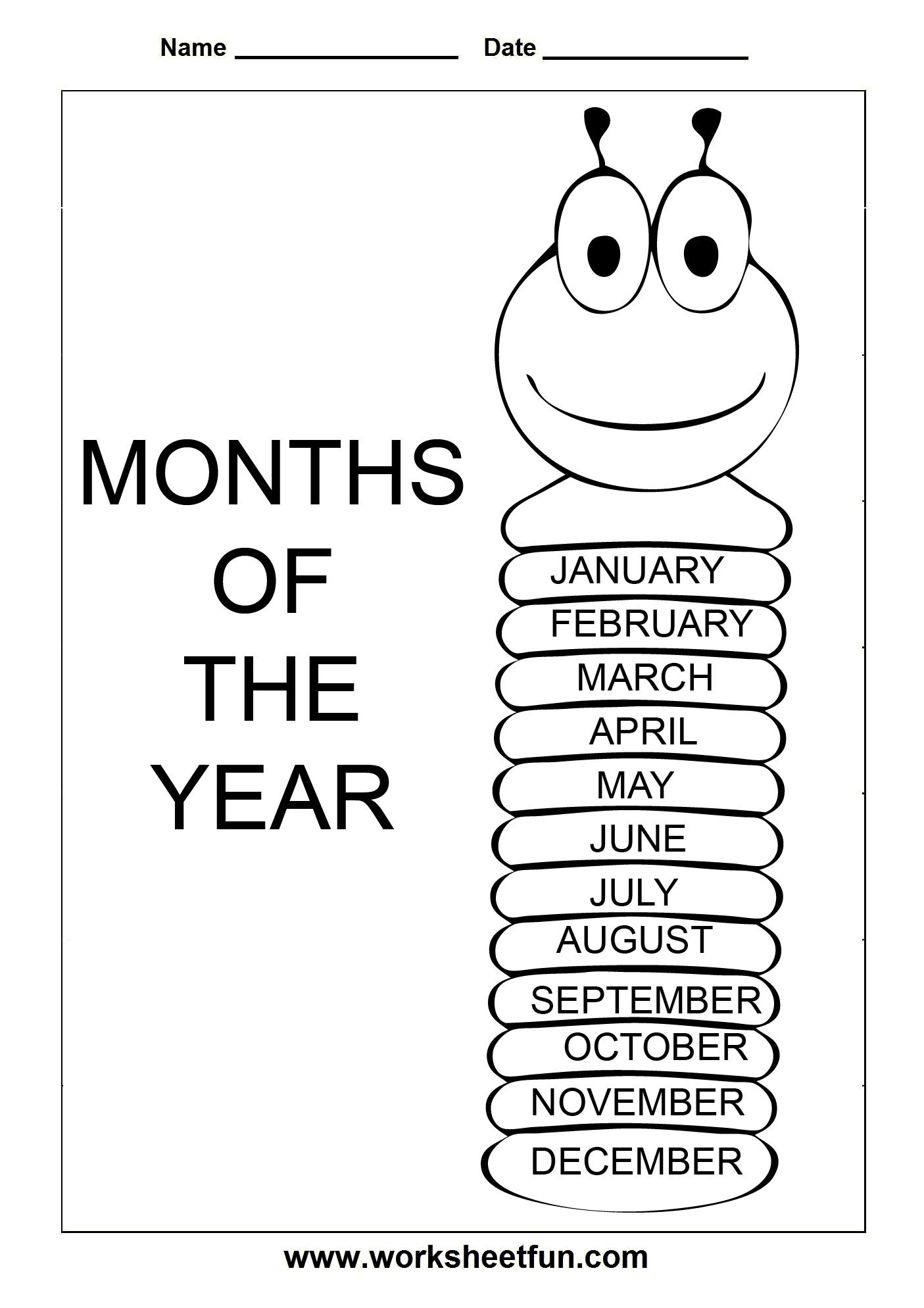 Days Of The Week 3 Worksheets Free Printable Worksheets Worksheetfun