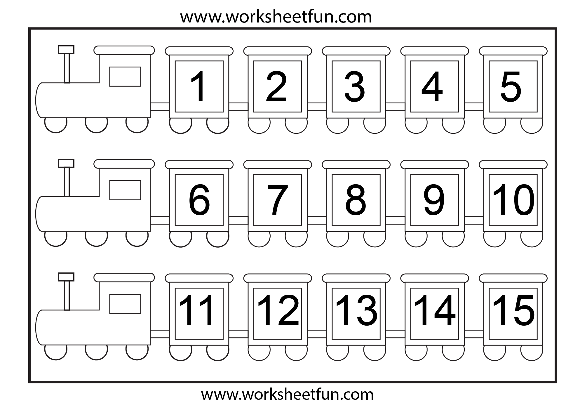 Number Chart 1 50 Free Printable Worksheets Worksheetfun
